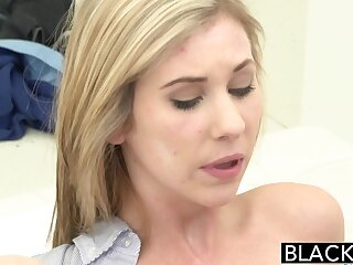 BLACKED Teen Tysen Rich Stretched by Big Black Dick