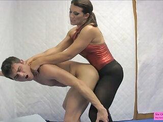 Head Sorority Sister Sex Lessons Strapon Pegging Handjob