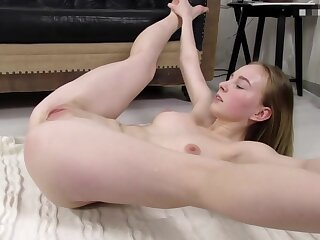 Teen Pliancy At Its Best Anal