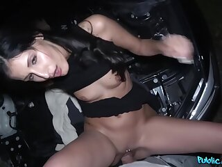 Unsightly Slut Coco Kiss Gets Her Pierced Pussy Fucked I