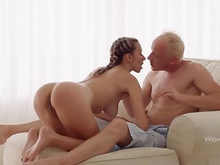 WOWGIRLS, Super Wet Joanna Lets the Person Lady-love Her As He Wants