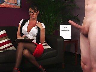 Impeccable nude porn in scenes be advisable for CFNM XXX