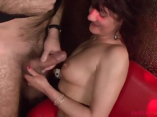 TuttiFrutti - Swinger party with MILF Kitty