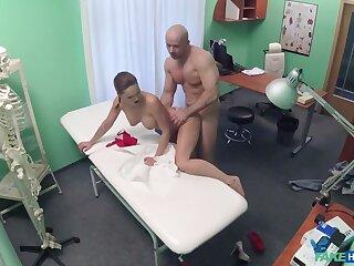 Downhearted Nurse Seduces Married Man