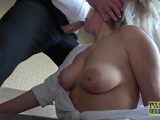 Median male shows super babe freezing BDSM porn